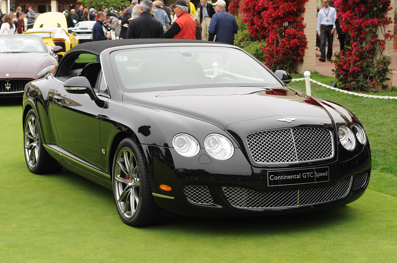 2011 Bentley Continental Gtc Speed #2