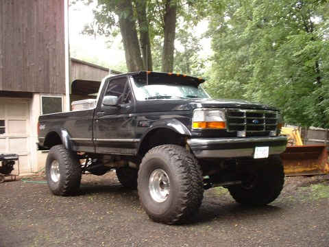 1993 Ford F-250 #11