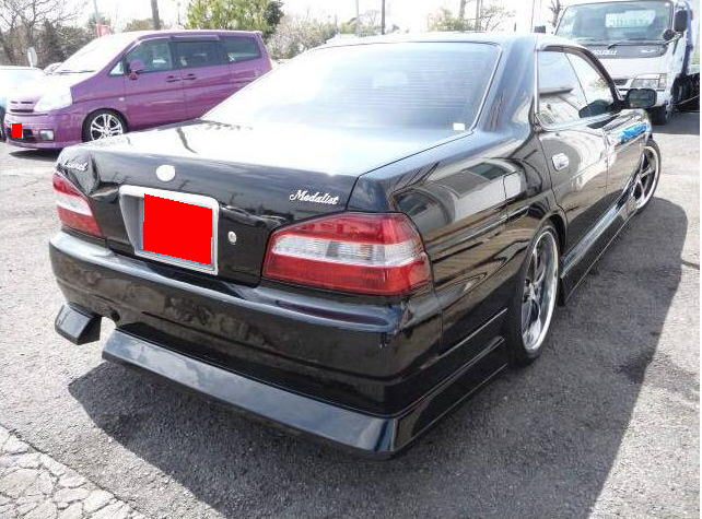 2001 Nissan Laurel #9