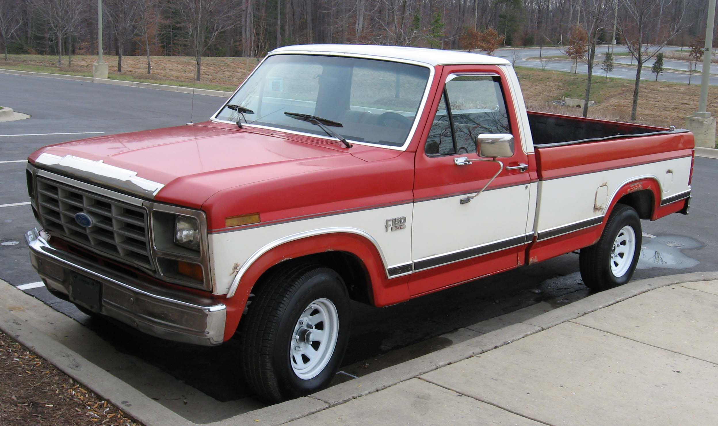 Ford F #10