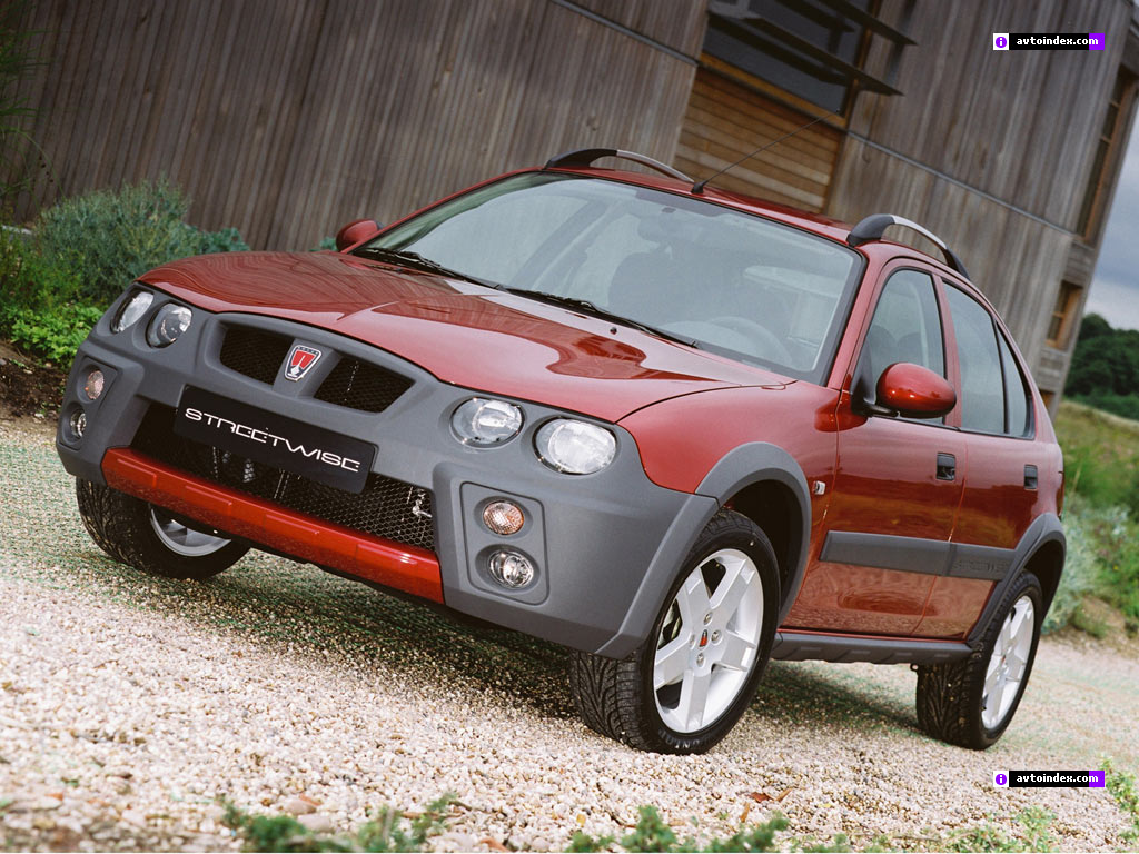 2003 Rover Streetwise #11