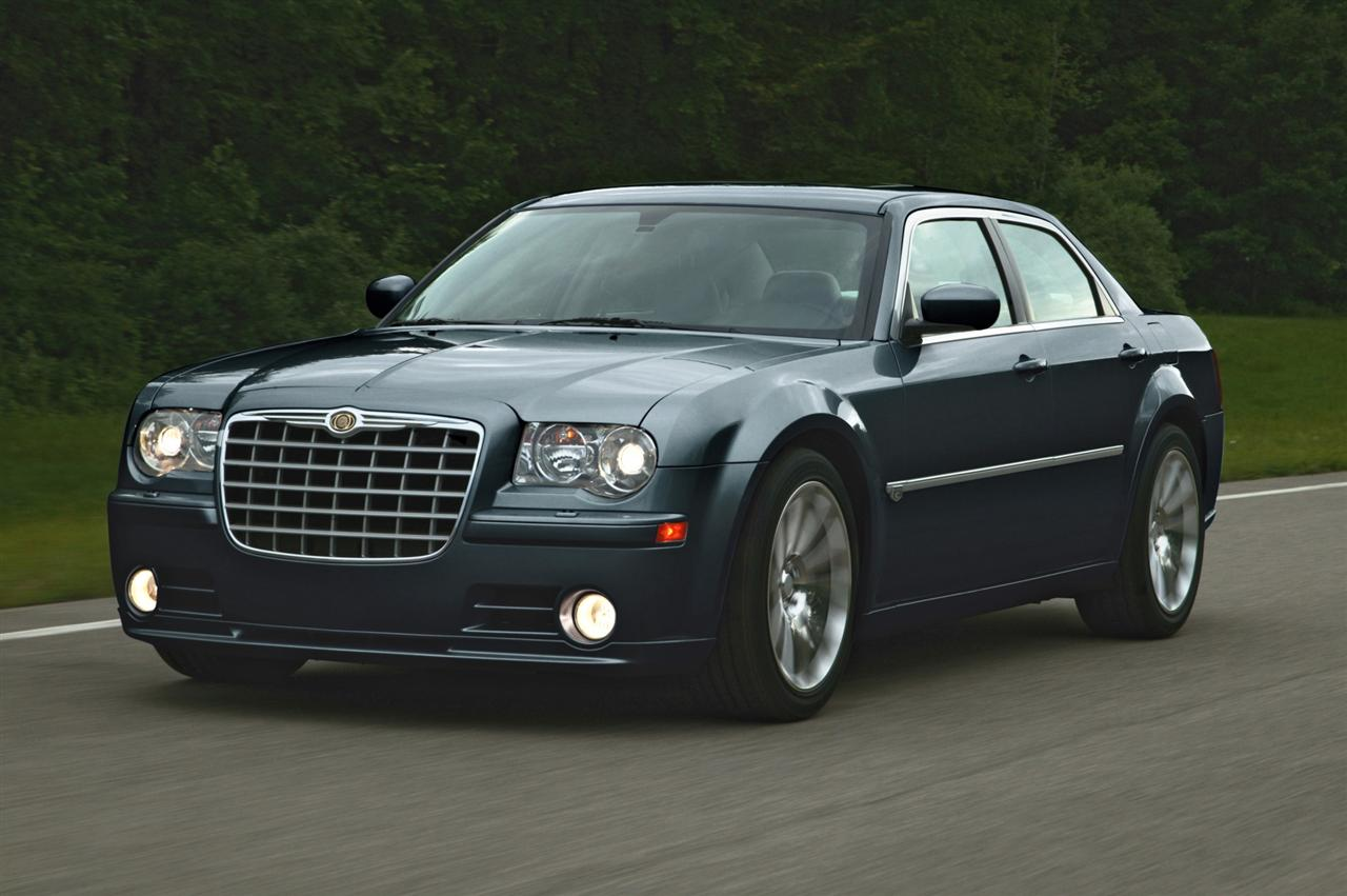 2009 Chrysler 300 #6