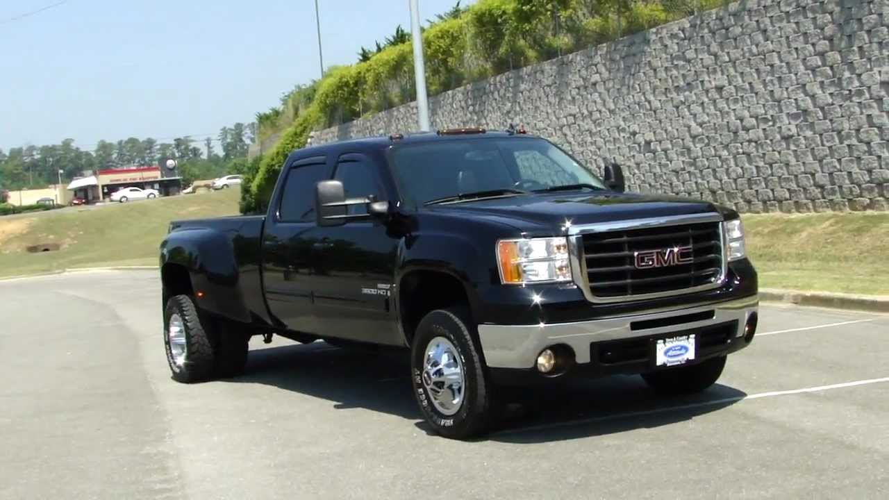 2008 GMC Sierra 3500hd #1