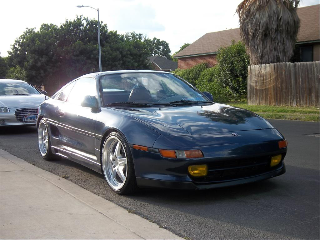 1992 Toyota Mr2 #13