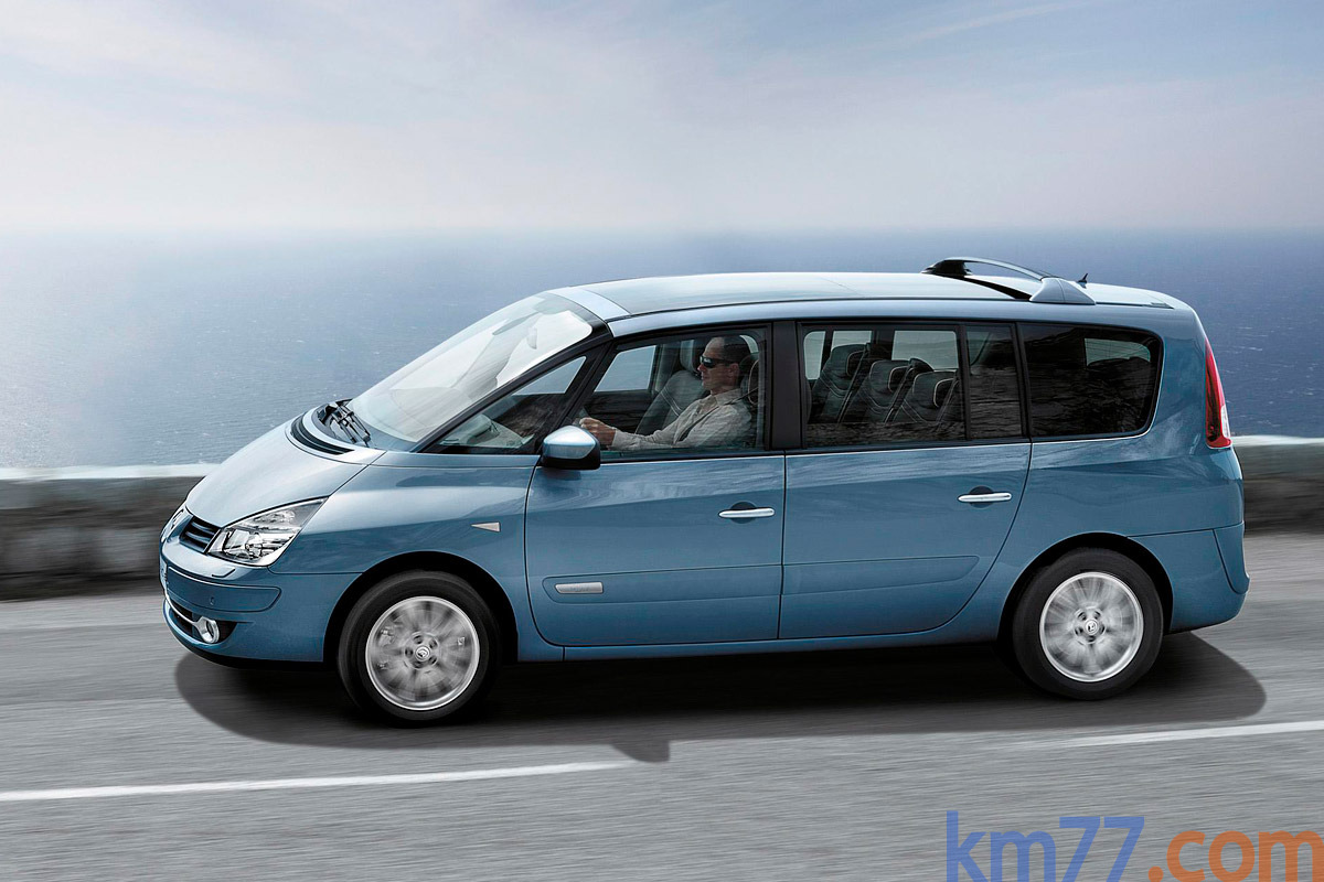 2011 renault espace photos informations articles. Black Bedroom Furniture Sets. Home Design Ideas