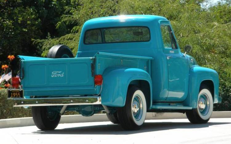 1955 Ford F #19