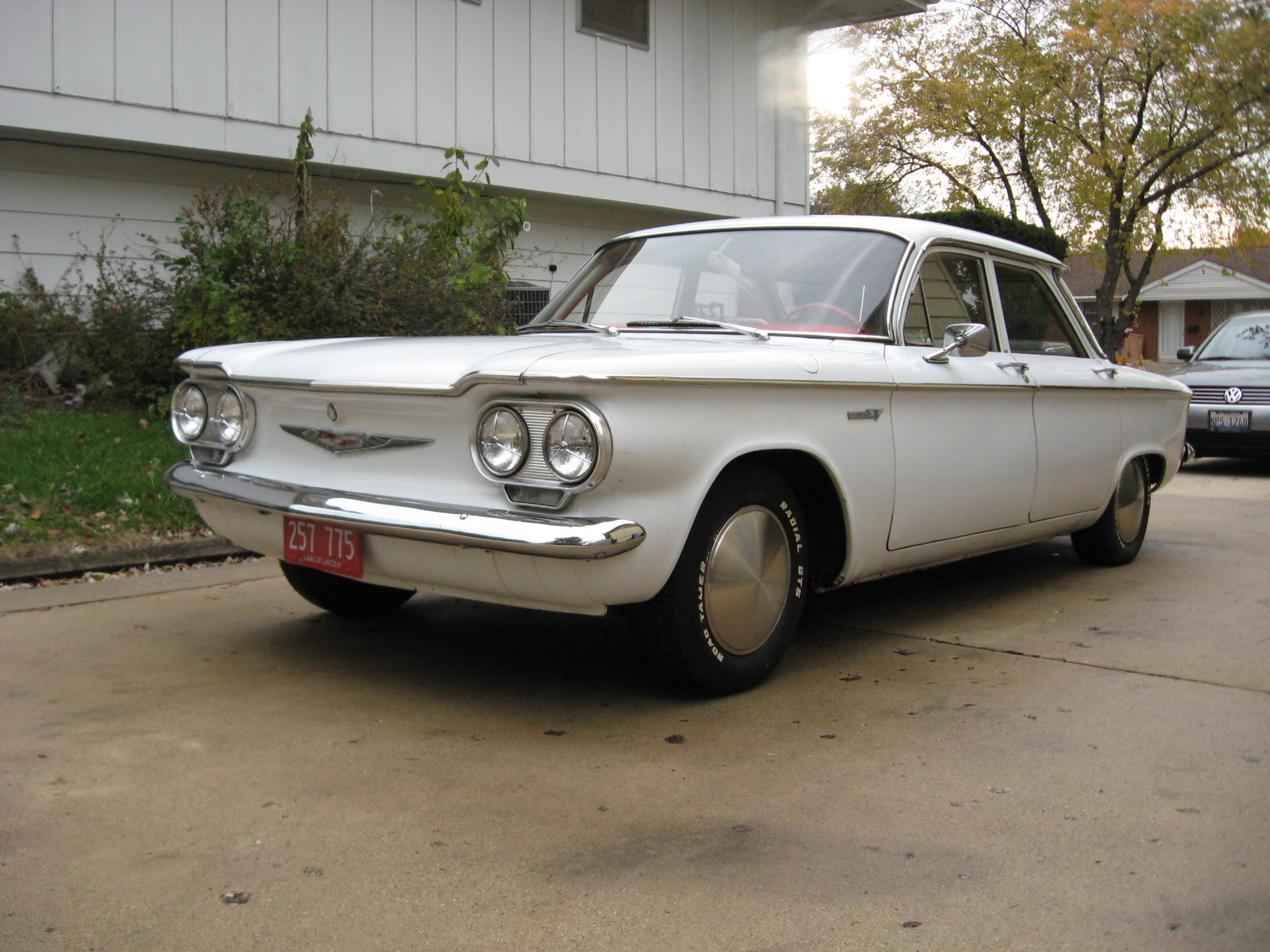 1961 Chevrolet Corvair #11
