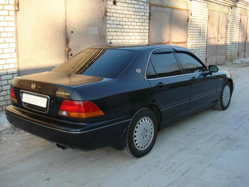 1998 Honda Legend #2