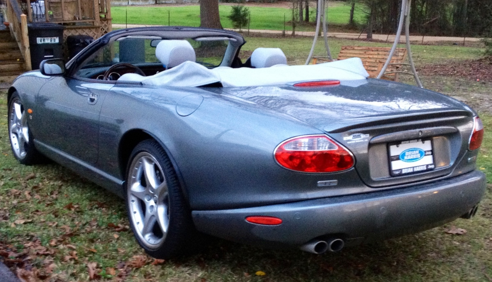 2005 Jaguar Xk-series #12