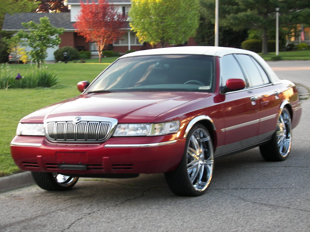 Mercury Grand Marquis #11