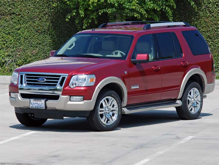 2007 ford explorer photos informations articles. Black Bedroom Furniture Sets. Home Design Ideas