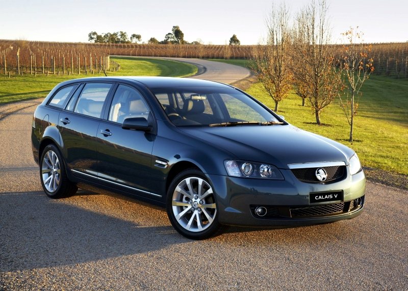 2012 Holden Calais Photos Informations Articles Bestcarmag Com