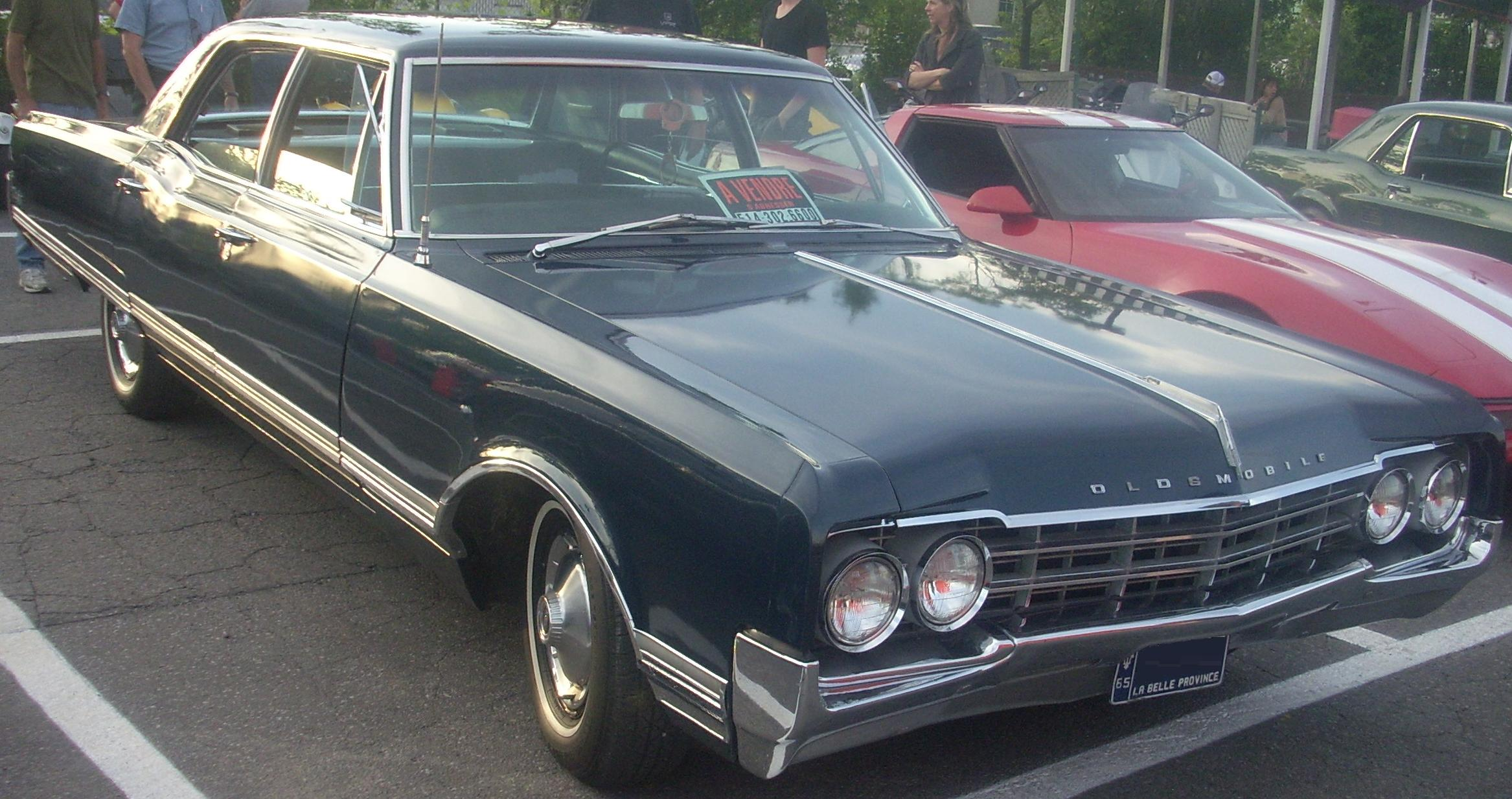 Oldsmobile Ninety-eight #16