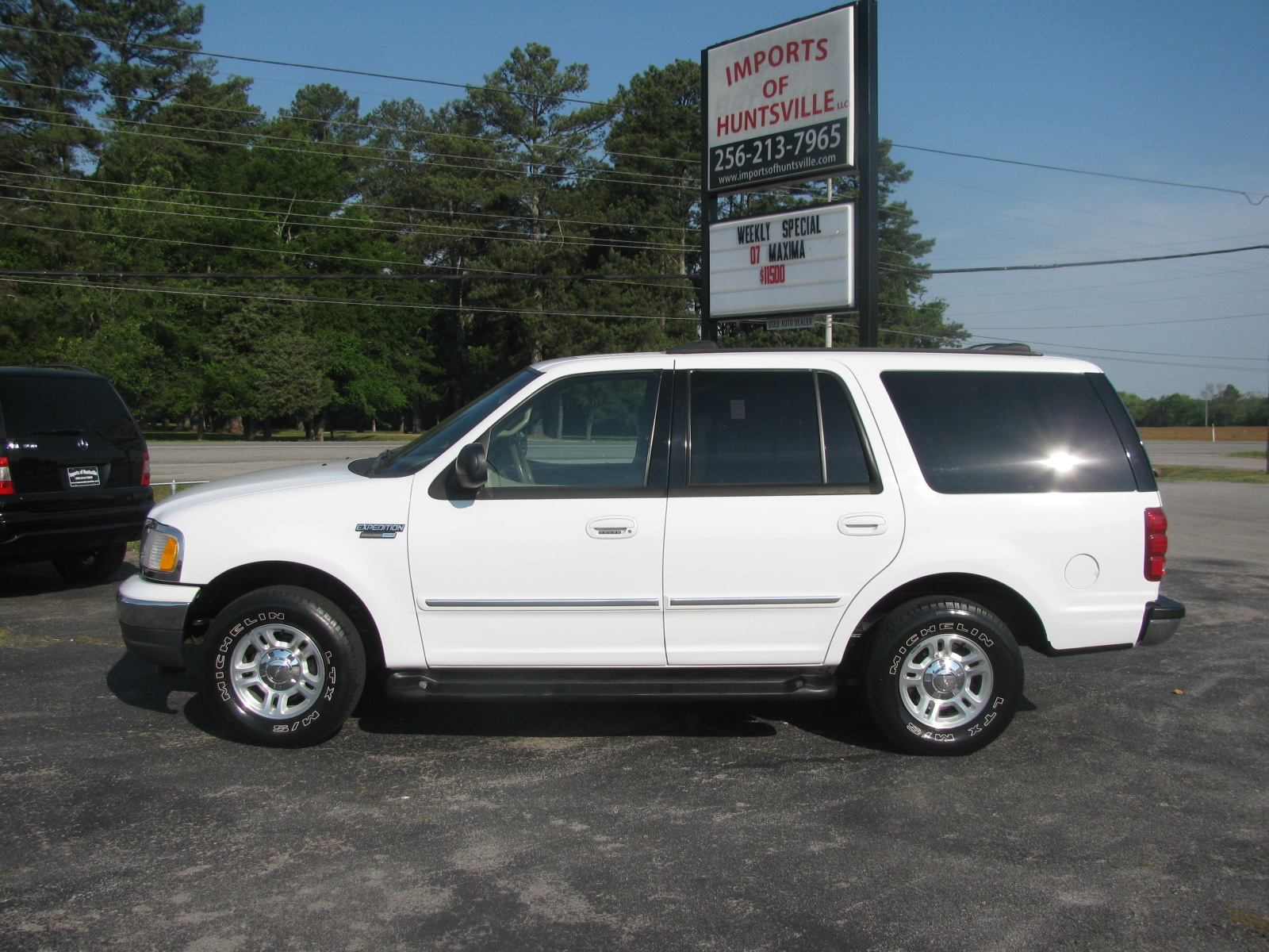 2001 Ford Expedition #9