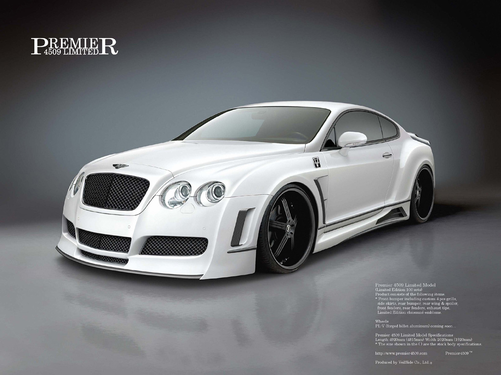 Bentley Continental Gt #16