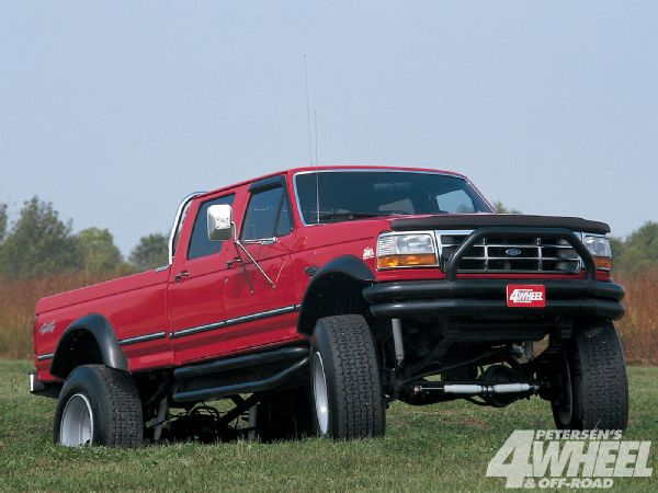 1995 Ford F-350 #8
