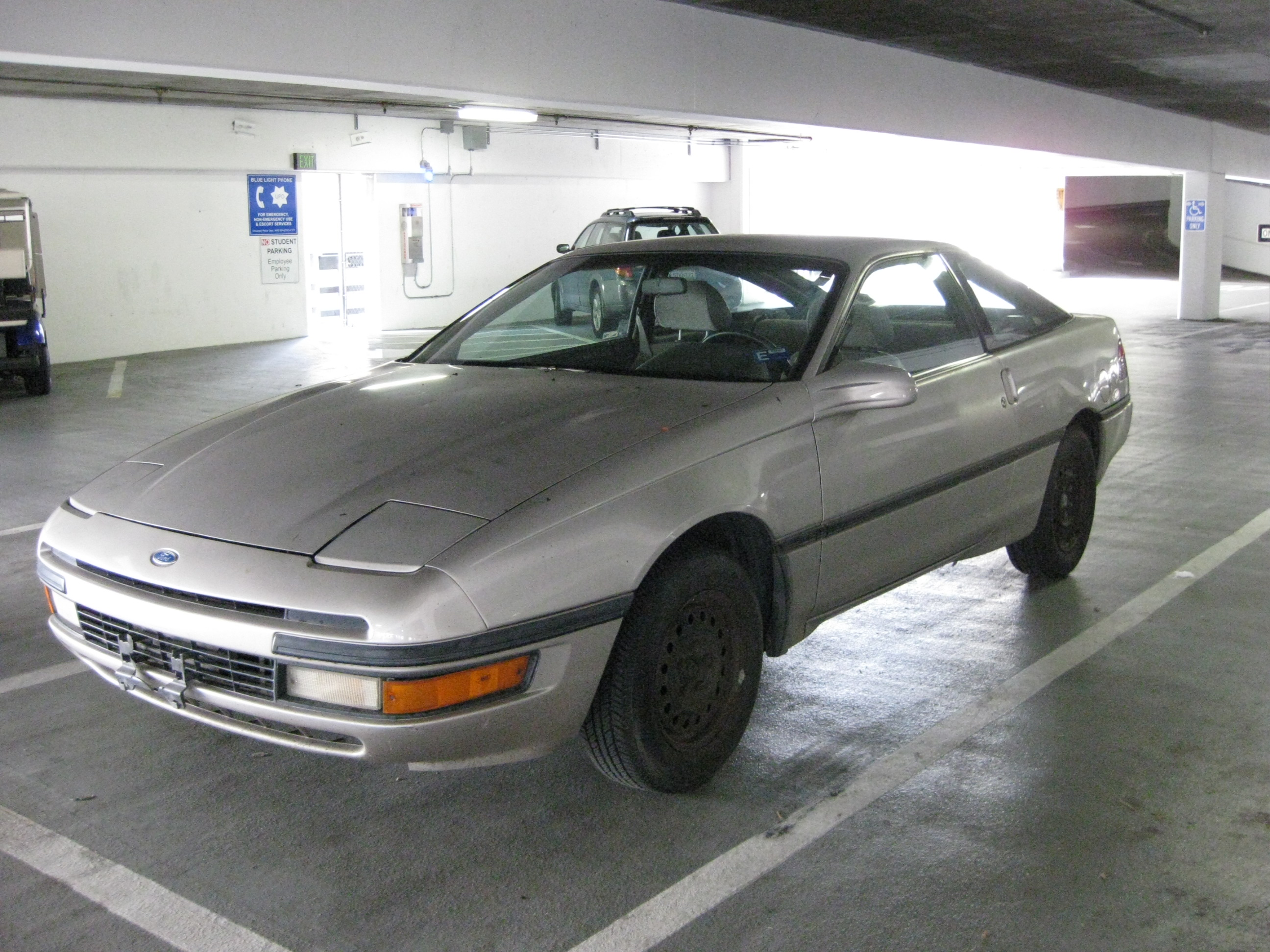 1991 Ford Probe #8