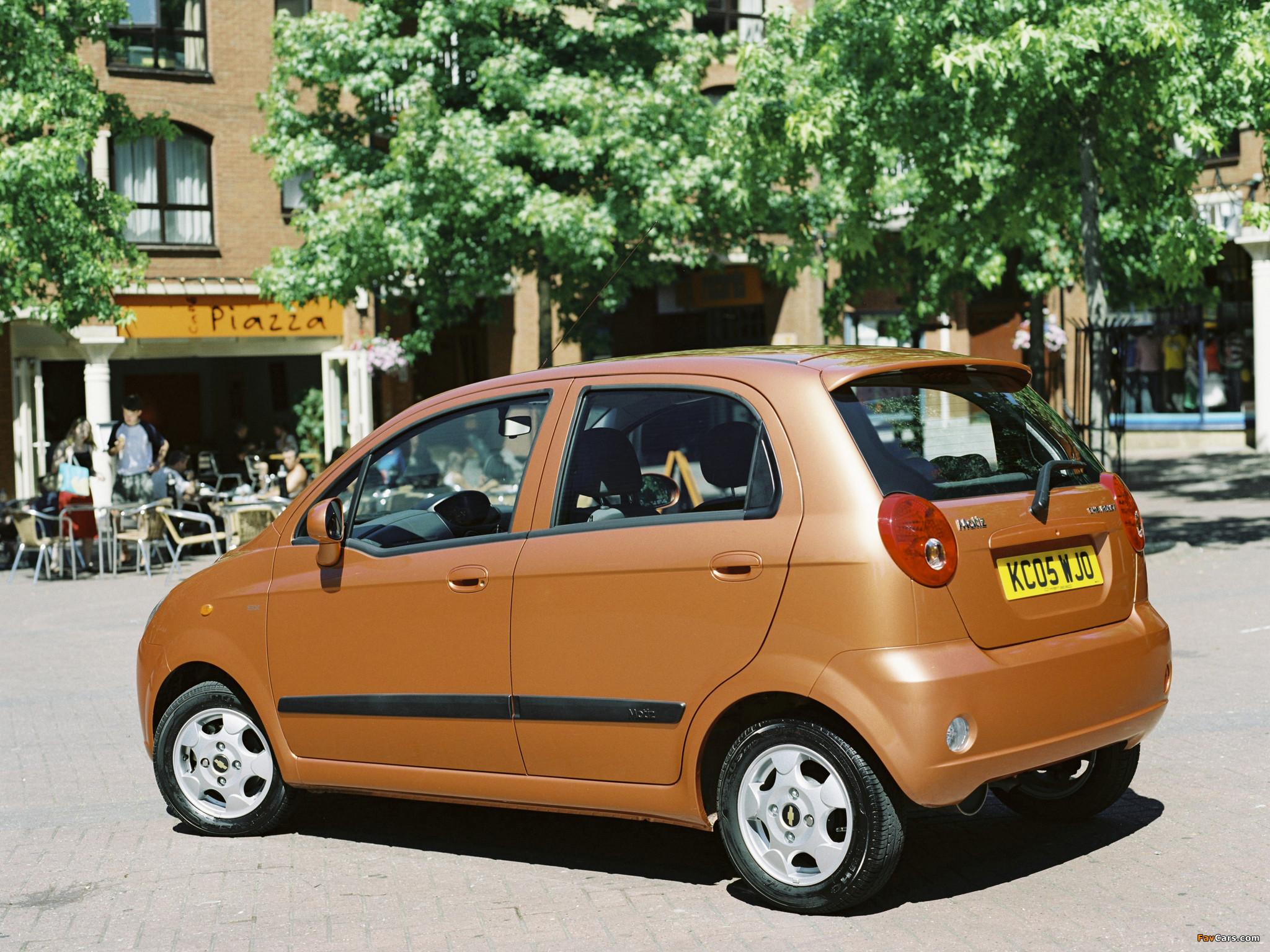 2005 chevrolet matiz photos informations articles. Black Bedroom Furniture Sets. Home Design Ideas