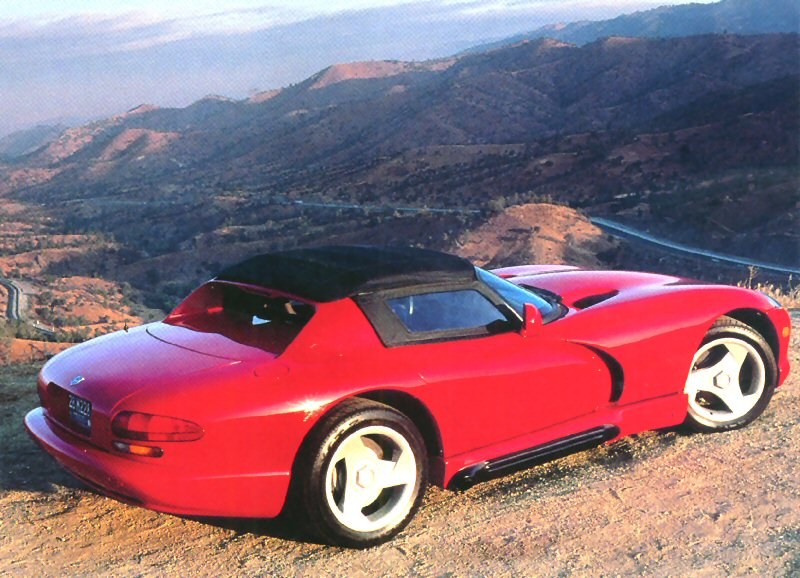 1993 Chrysler Viper #8