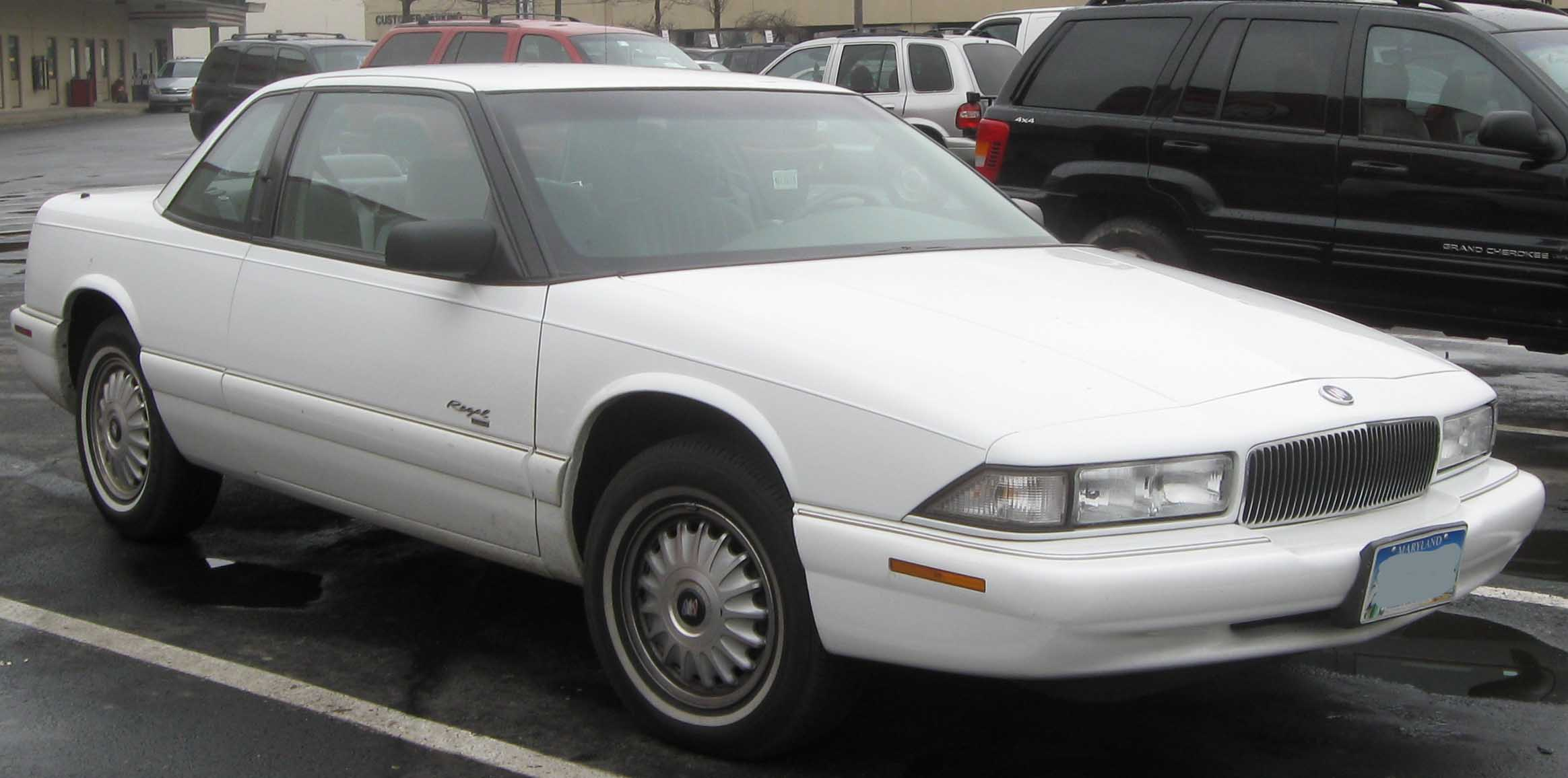 1995 Buick Regal #11