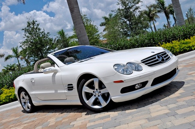 2005 Mercedes-Benz SL #9