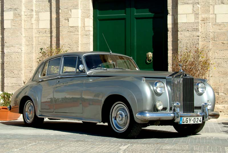 Rolls royce Silver Cloud #15