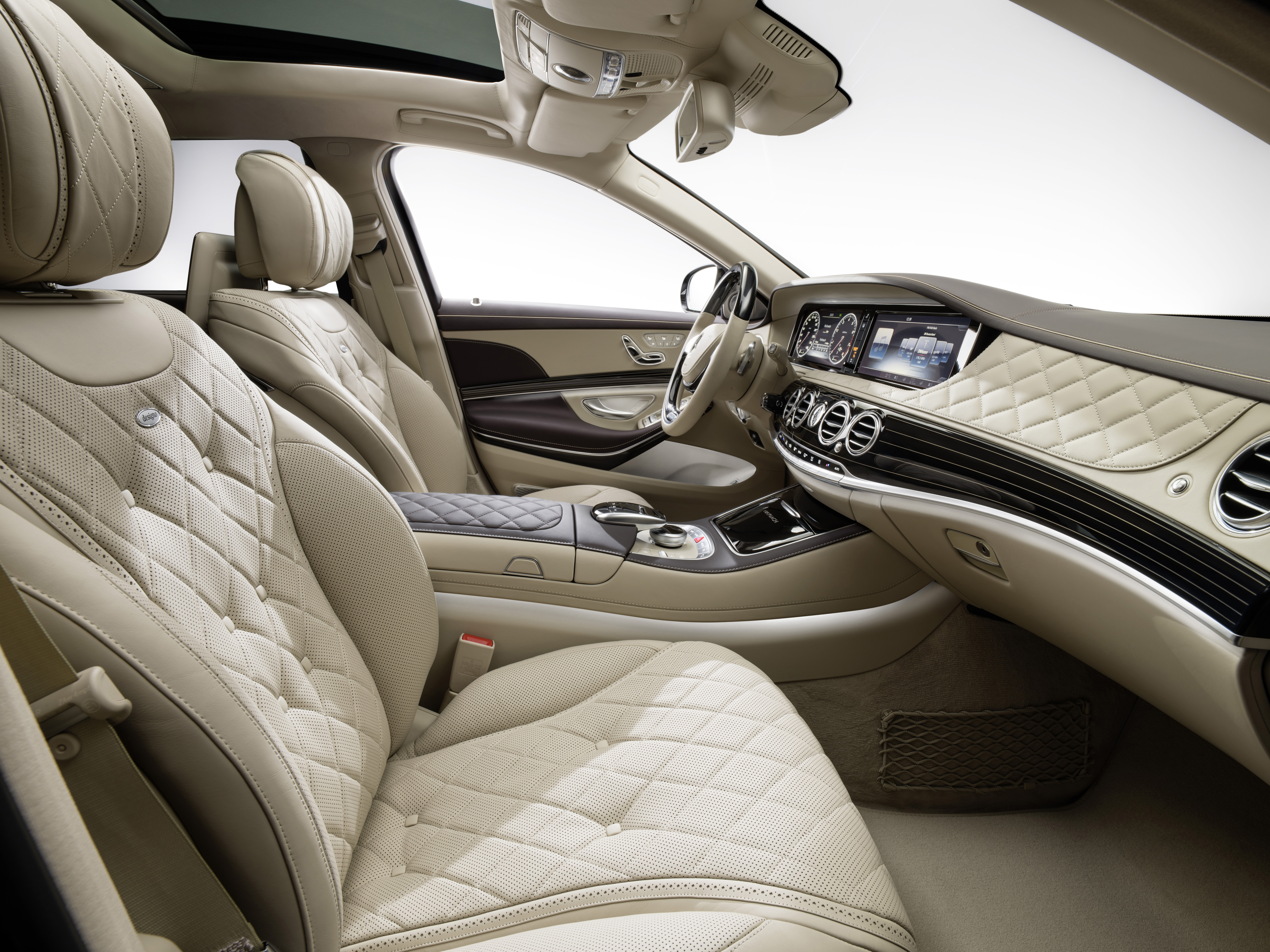 Mercedes Benz Maybach #5