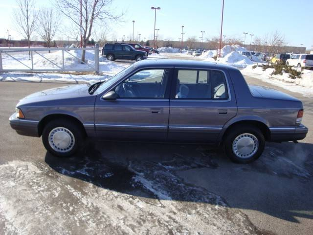1990 Plymouth Acclaim #13