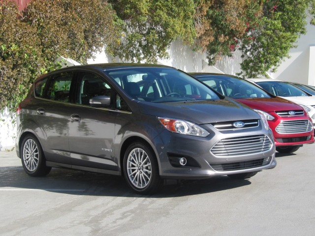 2013 Ford C-MAX #15