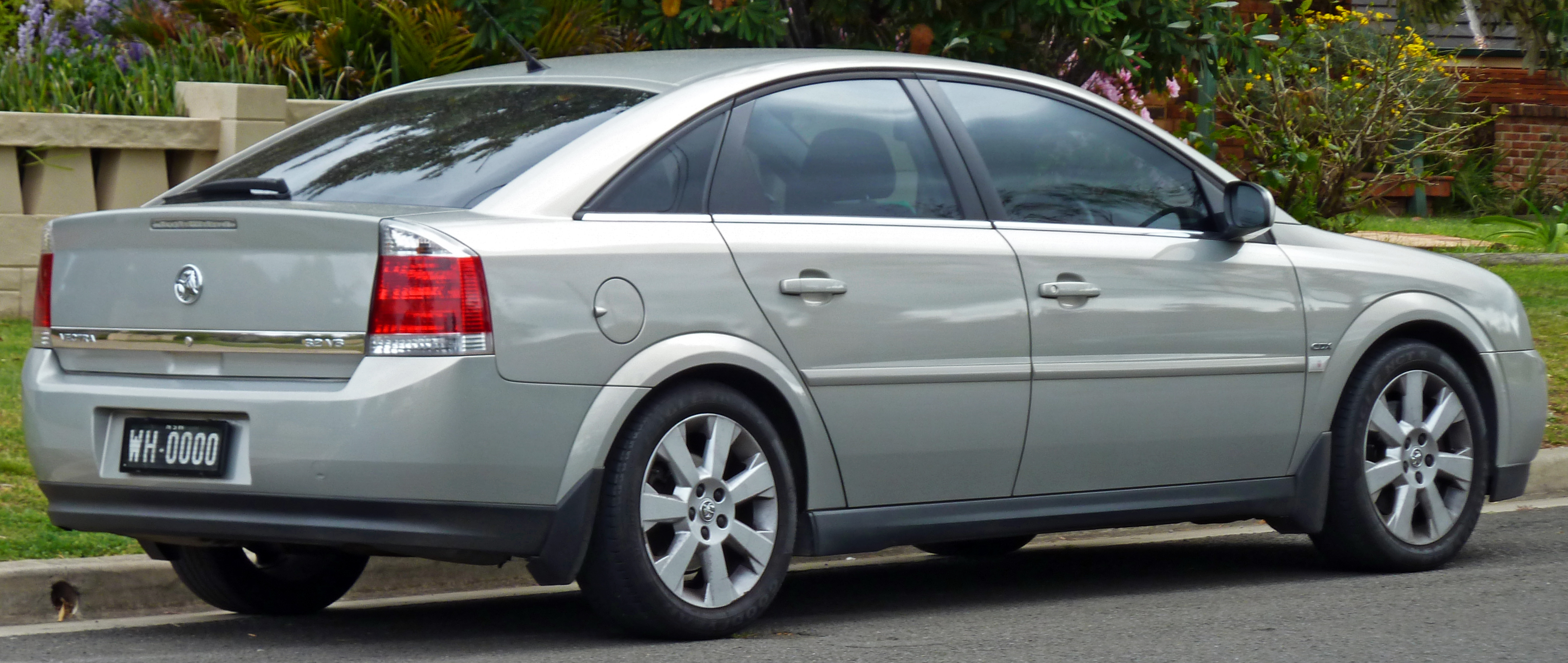 2004 Holden Vectra #2