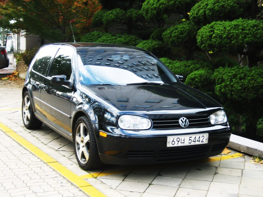 1998 Volkswagen Golf #11