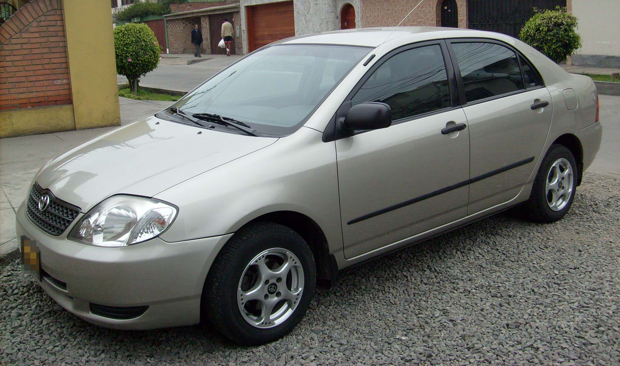2002 toyota corolla photos informations articles. Black Bedroom Furniture Sets. Home Design Ideas