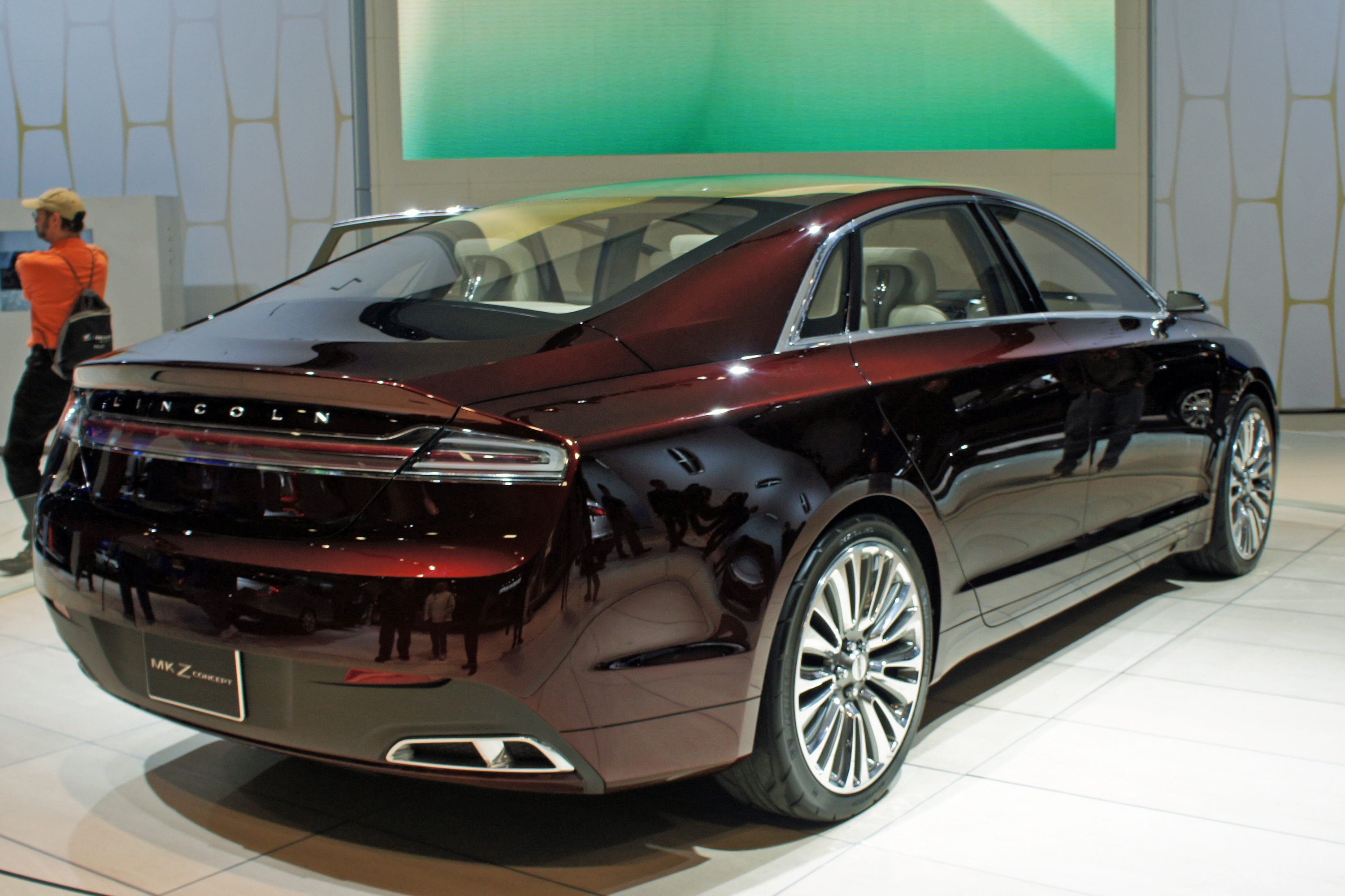 Lincoln Mkz #8