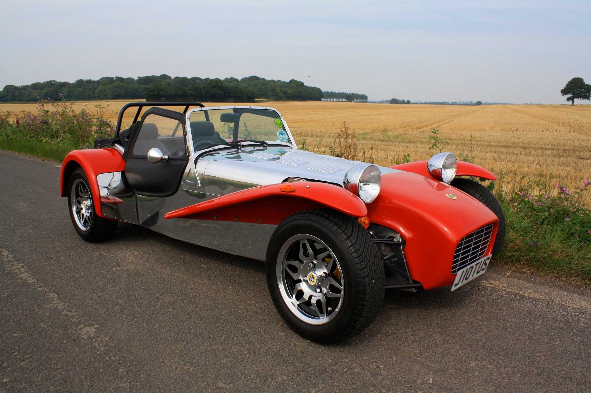 1991 Caterham Super 7 #11