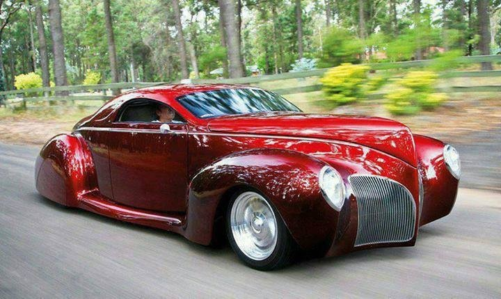 Lincoln Zephyr #1