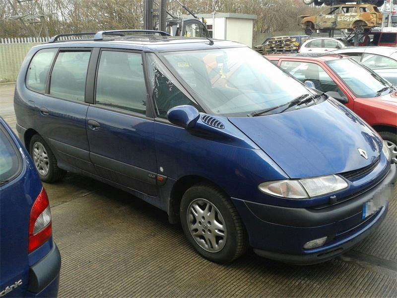1999 renault grand espace photos informations articles. Black Bedroom Furniture Sets. Home Design Ideas