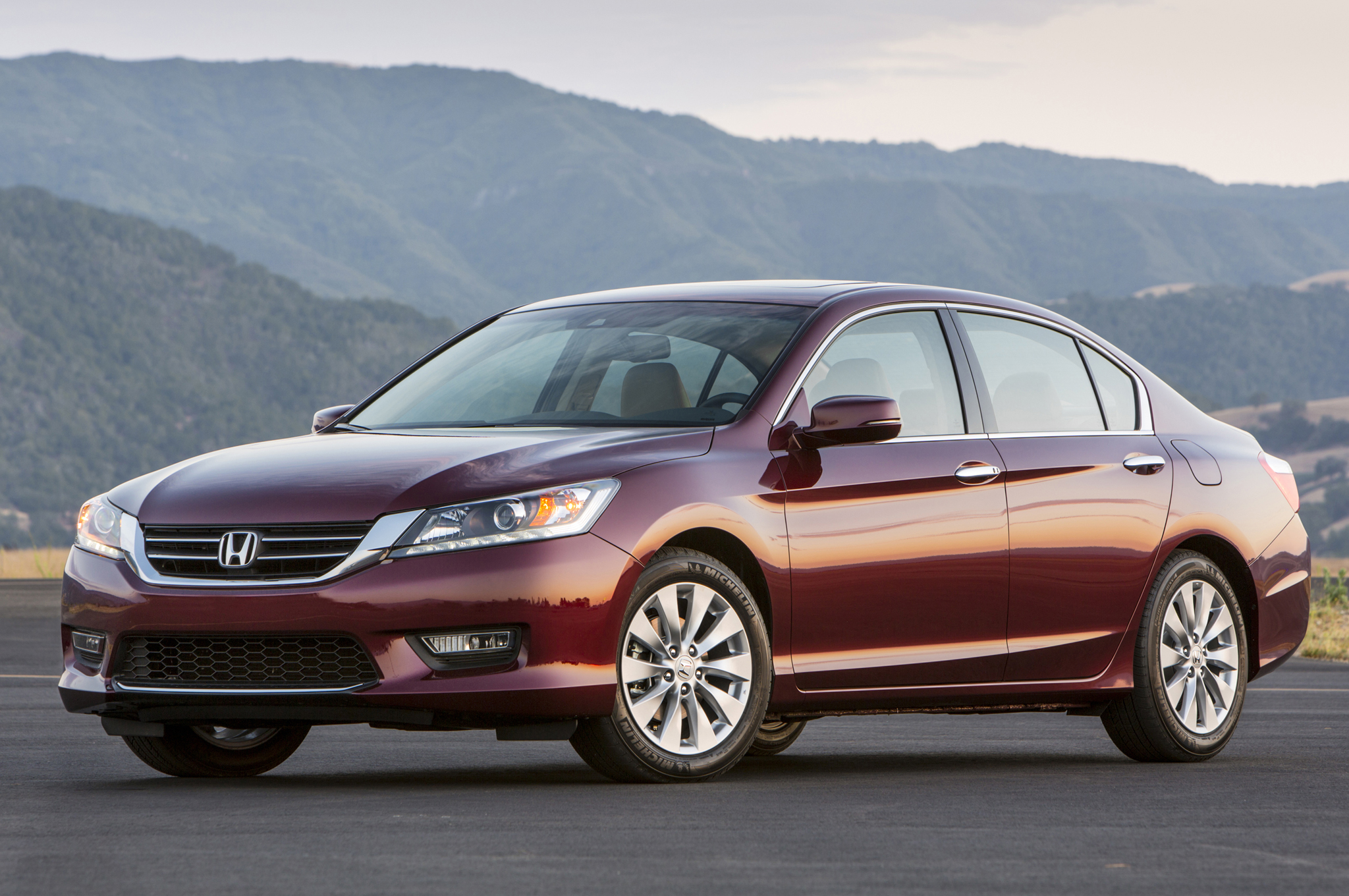 2014 Honda Accord #6