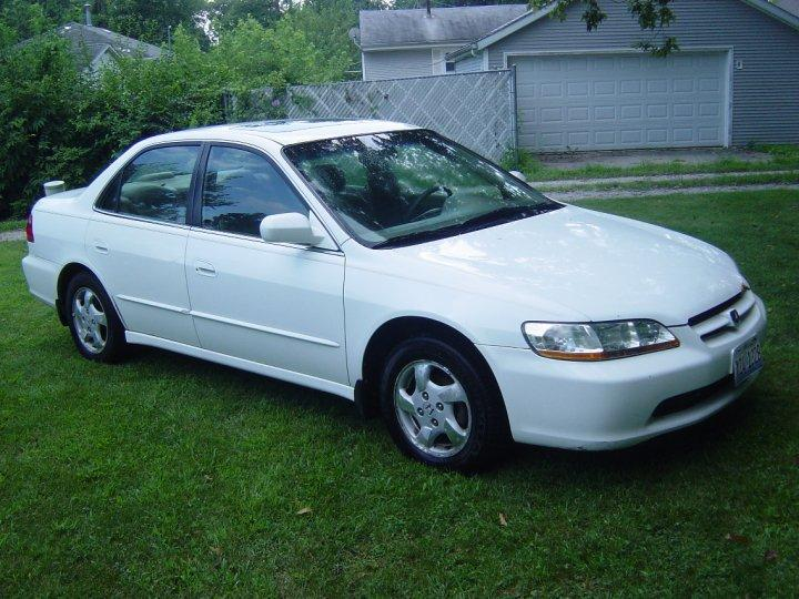 1998 Honda Accord #6