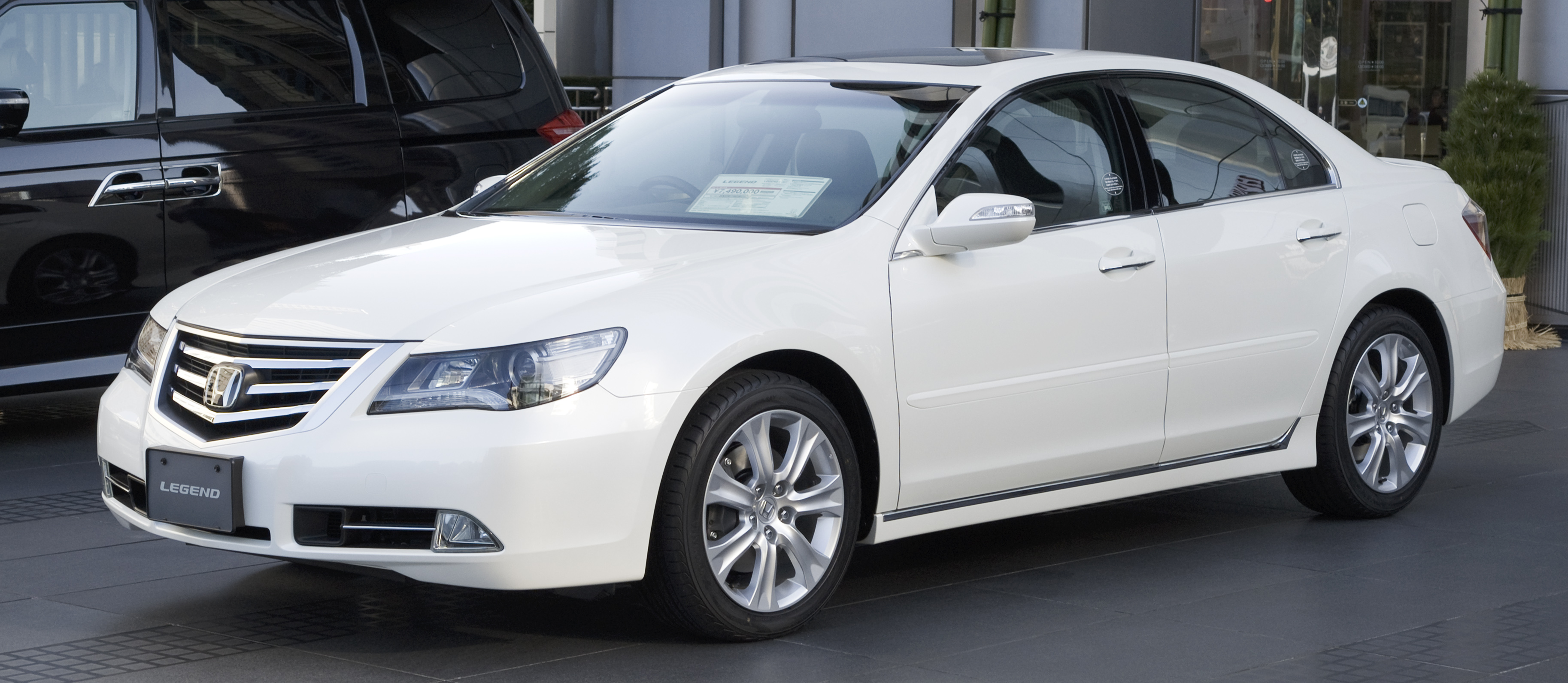 2010 Honda Legend #4