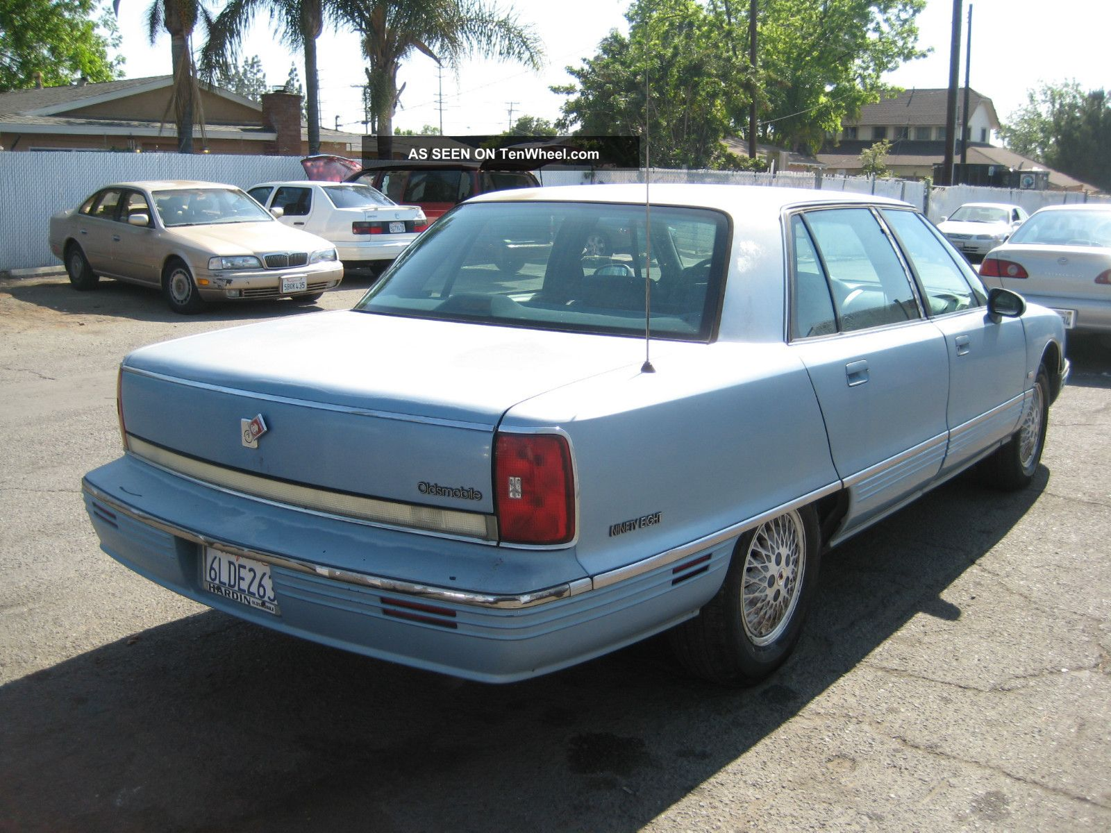 1992 Oldsmobile Ninety-eight #7