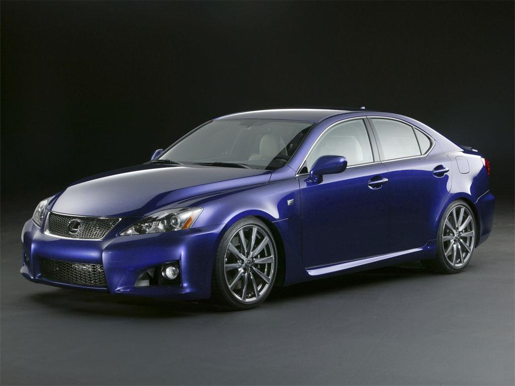 Lexus Is F #7