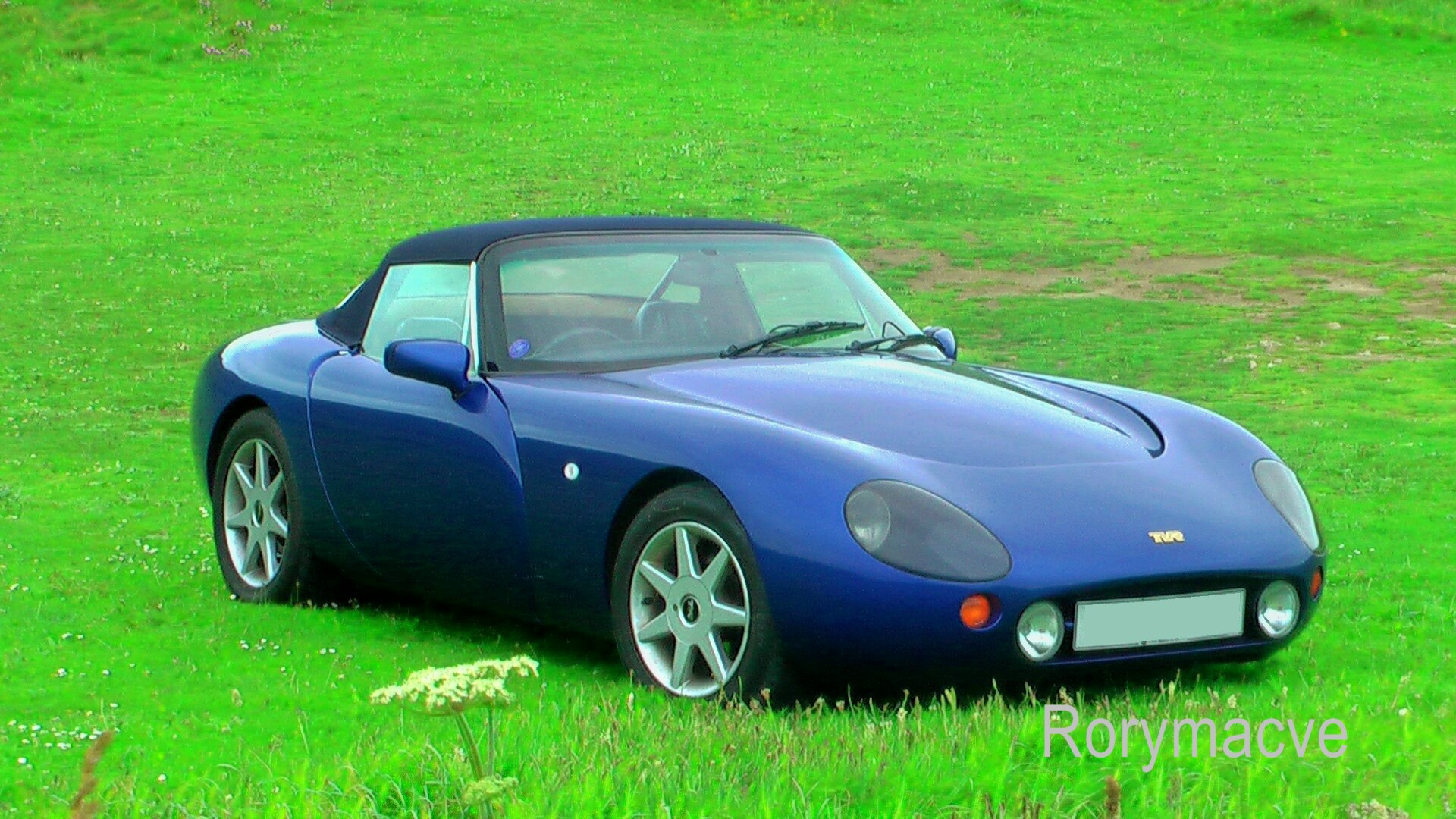 1995 TVR Griffith #14