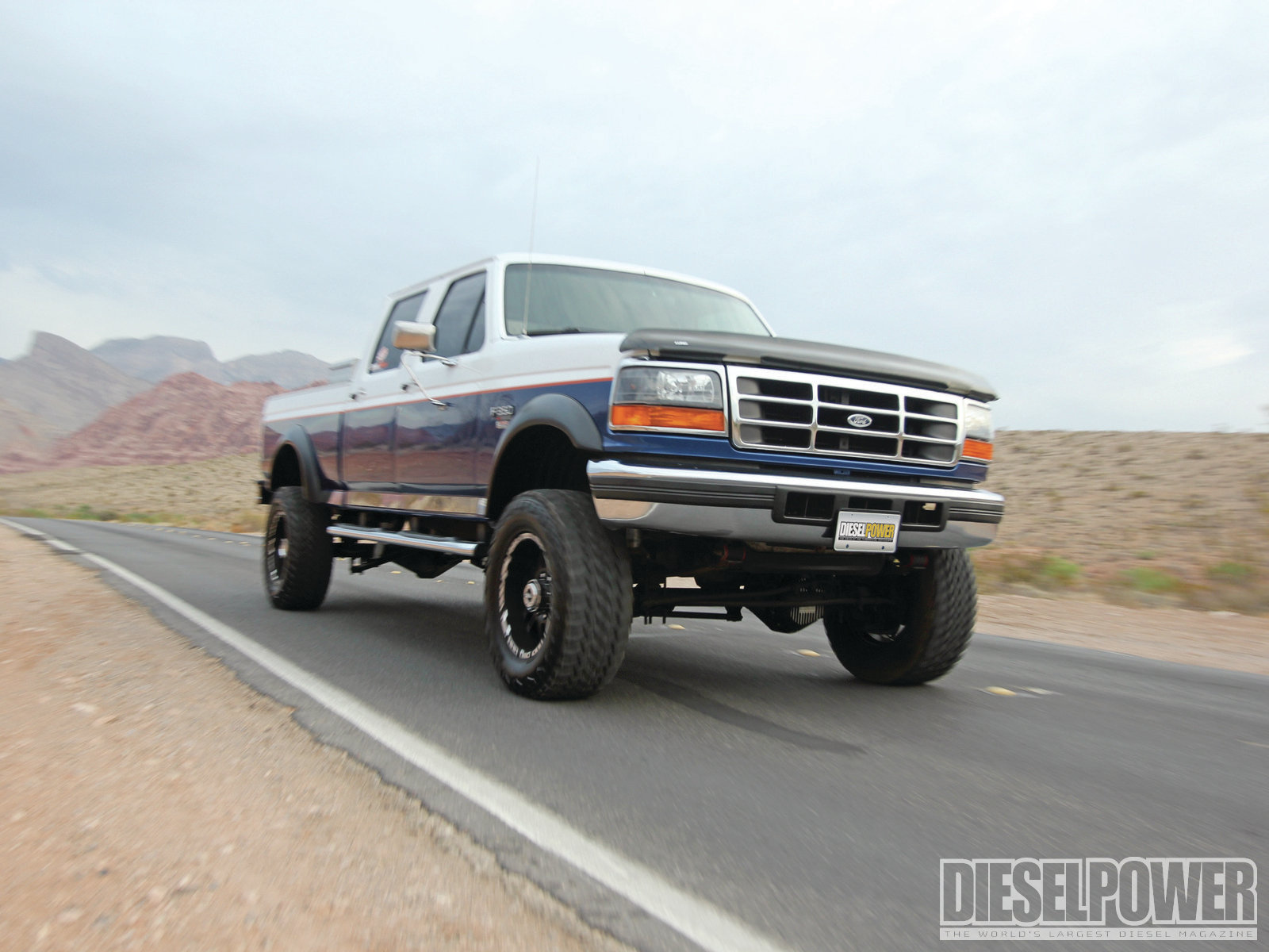 1996 Ford F-250 #16