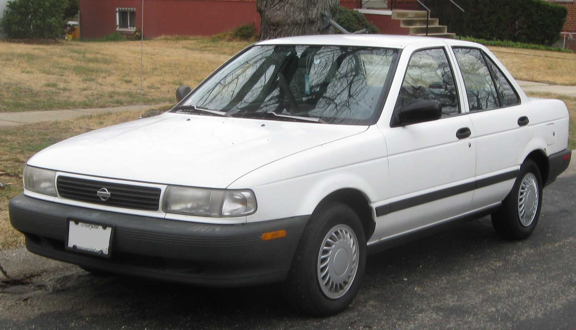 1992 Nissan Sentra Photos Informations Articles Ser 7