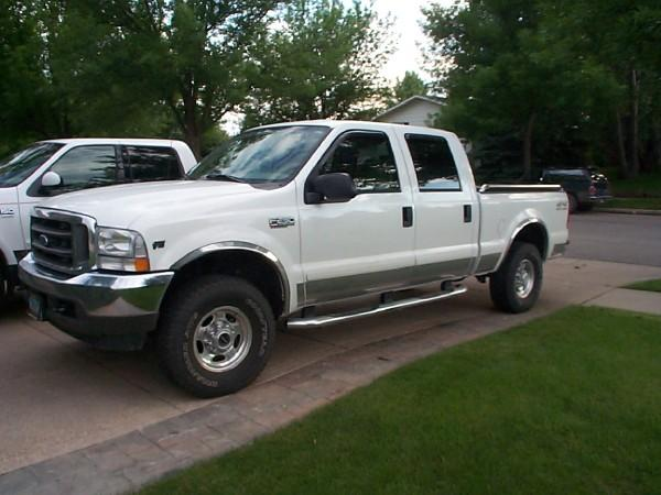 2002 Ford F-250 Super Duty #1
