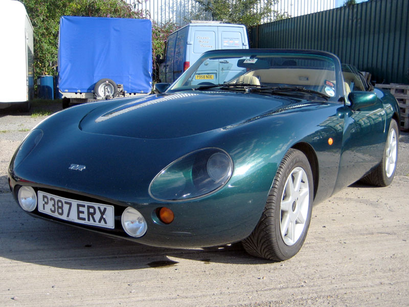 1997 TVR Griffith #9