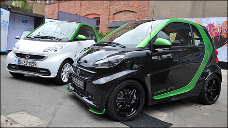 2013 Smart Fortwo #14