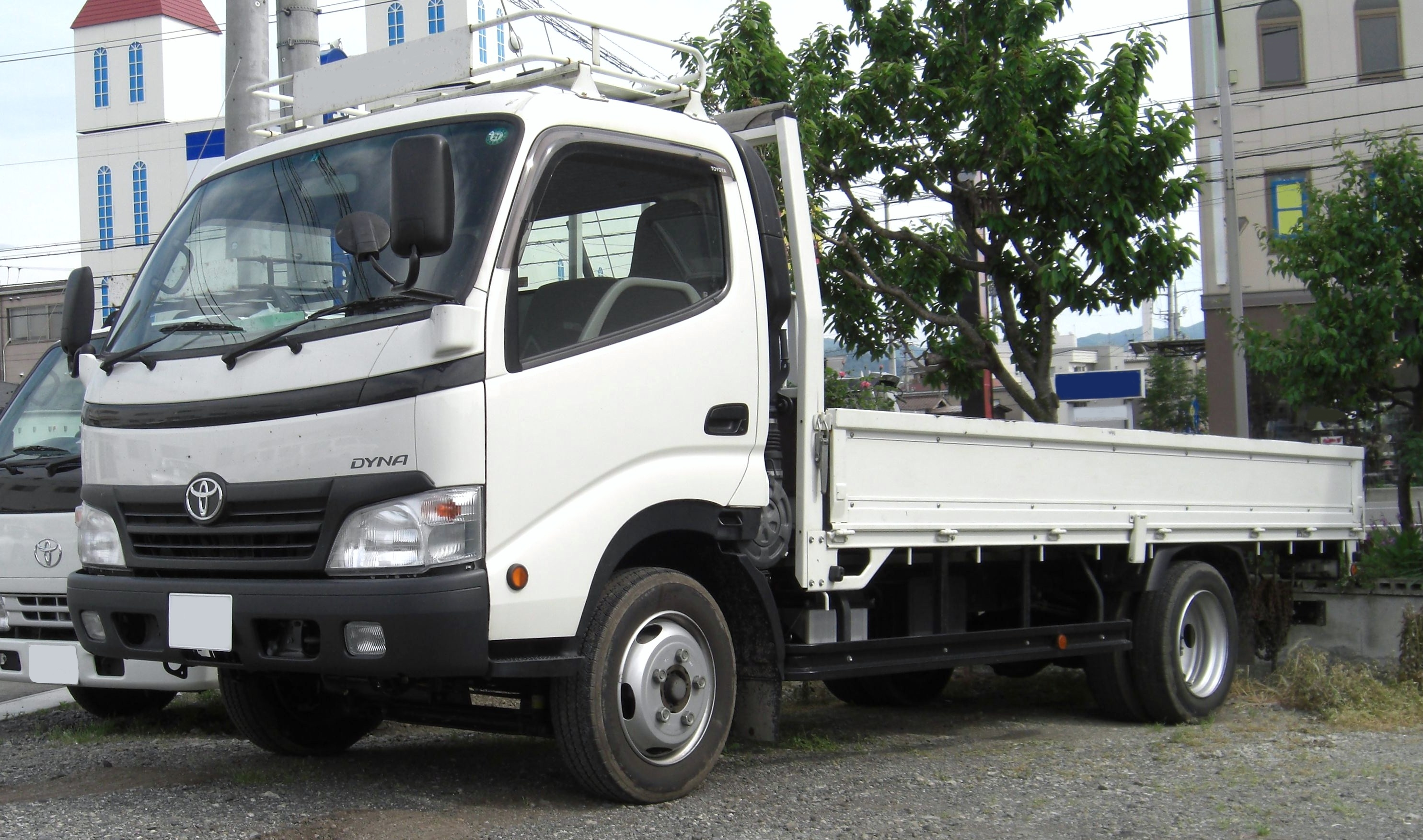 Toyota Dyna Photos Informations Articles Bestcarmag Com