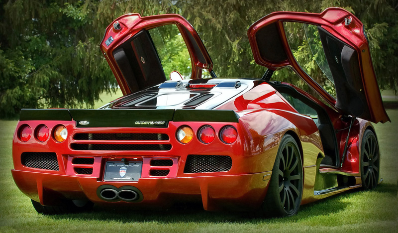 2006 SSC Ultimate Aero #1