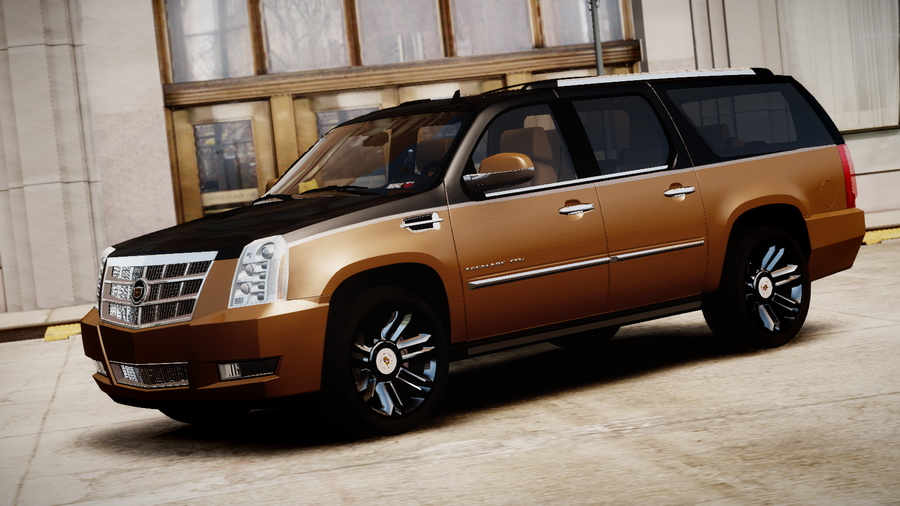 2012 cadillac escalade esv photos informations articles. Black Bedroom Furniture Sets. Home Design Ideas